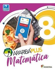 Araribá Plus - Matemática - 8ºano - 5ª Edição