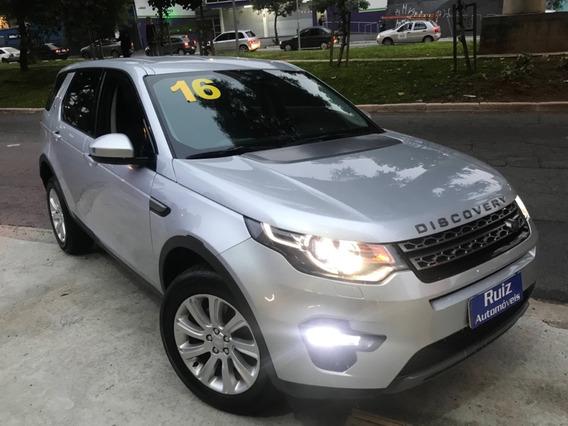 Land Rover Discovery Sport 2.0 Td4 Se 5p Sem Entrada+4599mes