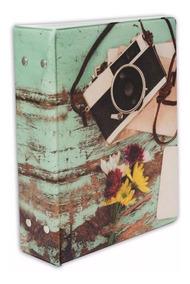 Álbum Aquarela Câmera 500 Fotos 10x15 - 151577