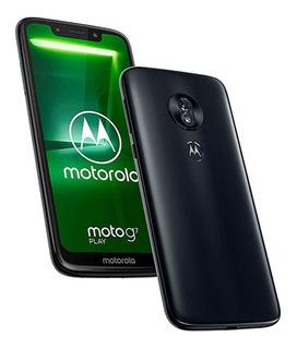 Motorola G7 Play Con 32 Gb, 2gb Ram, Con Chip Telcel