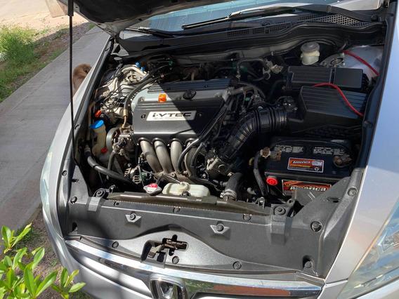 Honda Accord 2.3 Ex Sedan L4 Tela Abs Cd Mt 2006