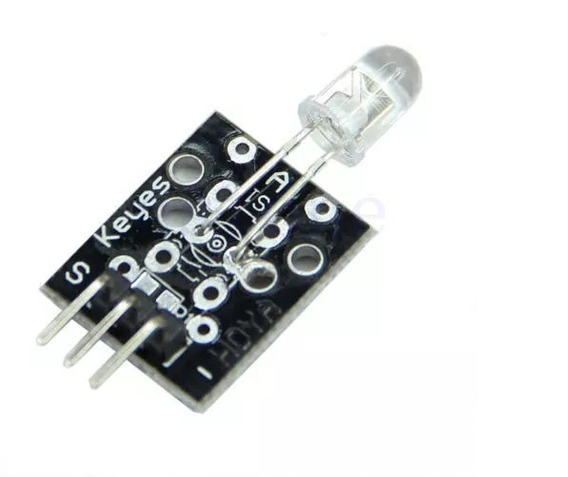 Ky-005 Módulo Sensor Infravermelho Ir Arduino