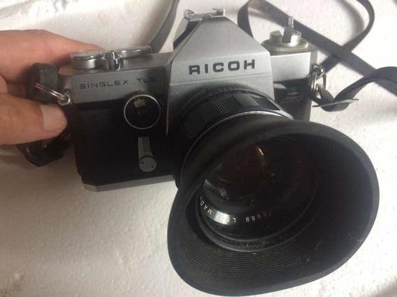 Máquina Fotográfica Antiga Ricoh