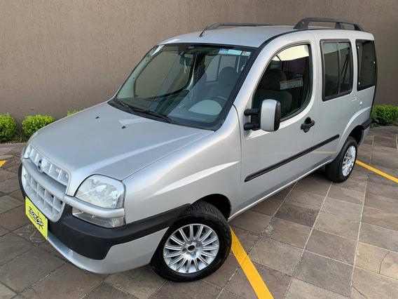 Fiat Doblò 1.8 Mpi Elx 8v Flex 4p Manual