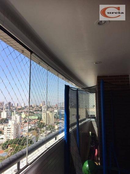 Apartamento Residencial À Venda, Saúde, São Paulo. - Ap4159
