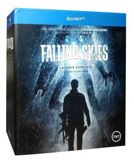 Falling Skies Serie Completa Temporadas 1 2 3 4 5 Blu-ray