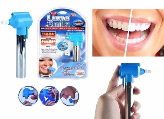 Pulidor Dental Luma Smile Blanqueador