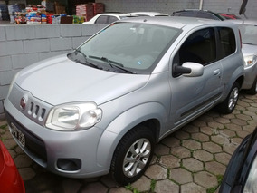Fiat Uno Way 3p 2011 .$ 65.000 Y Cuotas Con Dni
