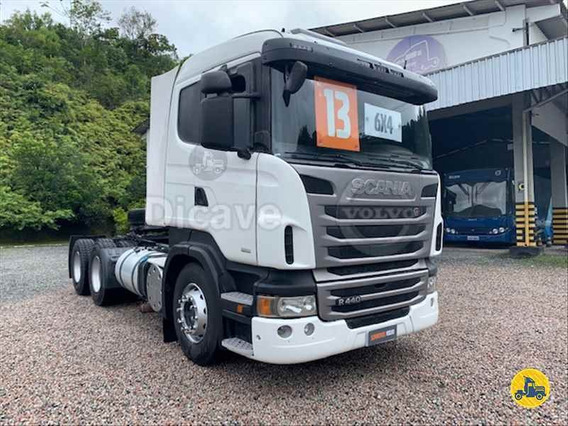 Scania R440 6x4t 2012/2013 Opticruise