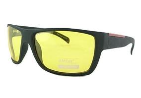 7d4cf0235 Oculos Dirigir Noite Tp009 Night Drive Lt Amarela Polarizada