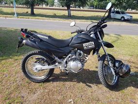Honda Xr125l 2014 Titular