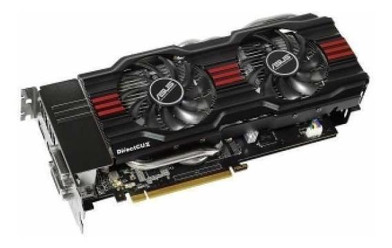 Nvidia Geforce Gtx 670 Asus Gddr5 Gpu Tarjeta Grafica Gamer