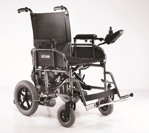 Silla De Ruedas Motorizada Mx1 - Merits
