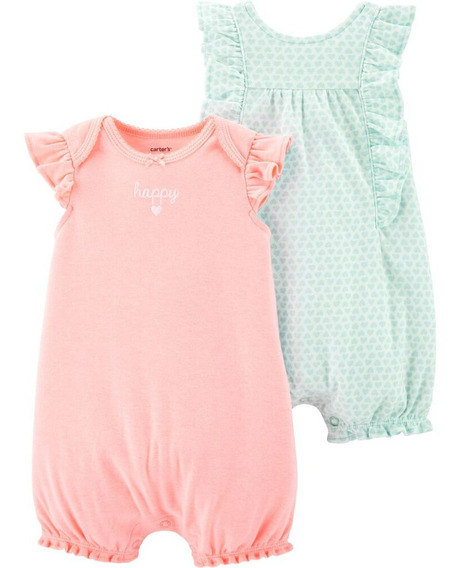 Set De 2 Jumper Niña Carter