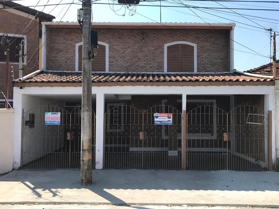 Casa Sobrado Taubaté Amplo 5 Cômodos + 1 Ext Oportunidade.