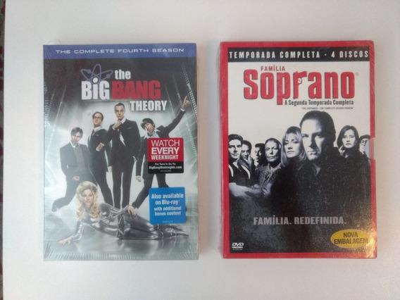 Séries Em Bluray Dvd Originais Lacrados Desconto De Até 50%