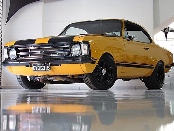 Opala V8 1973 Motor 350