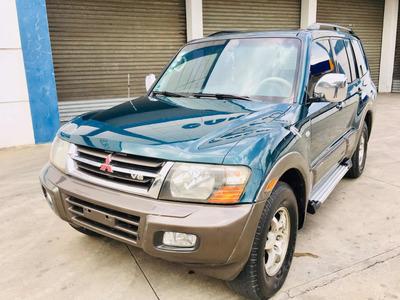 Mitsubishi Montero 2001 Limited 4wd