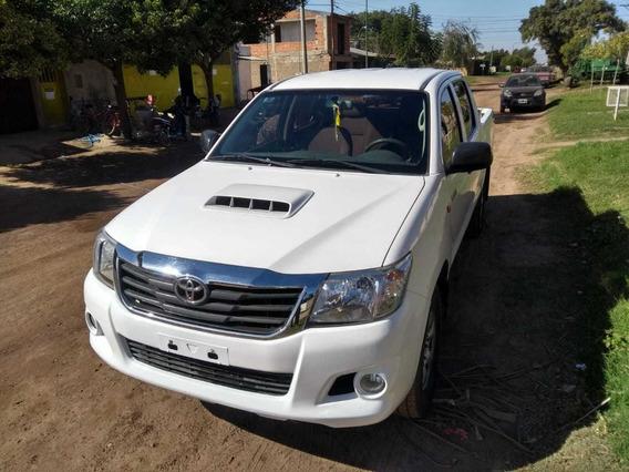 Toyota Hilux 2.5 Cover Cs Dx I 4x2 Ventanas 2012