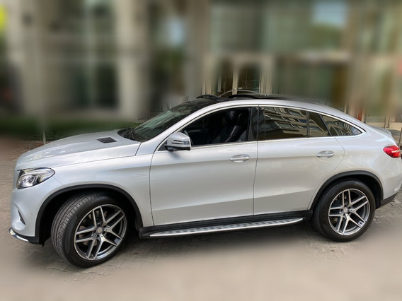 Mercedes Benz Gle400 Coupe Biturbo. C/sin Uso