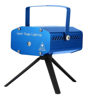 Mini-proyector Láser Fiestas Navideñas De Largo Alcance #002