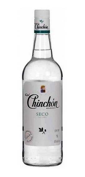 Licor De Anis Chichon Seco Botella De 1 Litro Delicioso