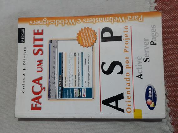 Faça Um Site Asp - Orientado Por Projeto - 6º Ed.