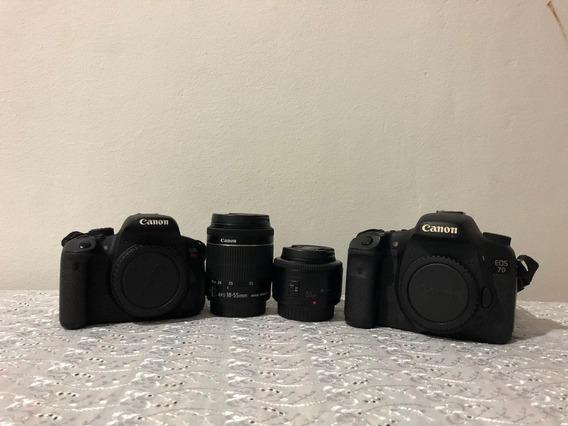 Câmeras Dsrl