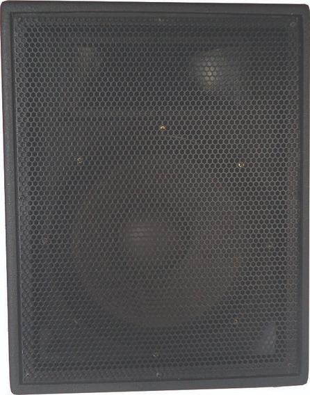 Caixa Acústica Multiuso 2 Vias Com 01 Falante De 10 +driver