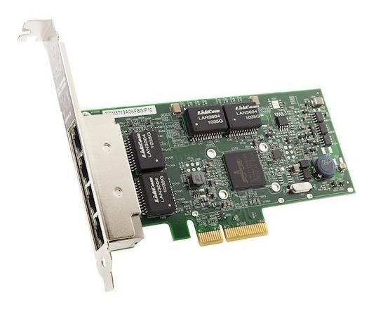 Placa Red Lenovo Server 4 Port 1gb Rj45 Pcie