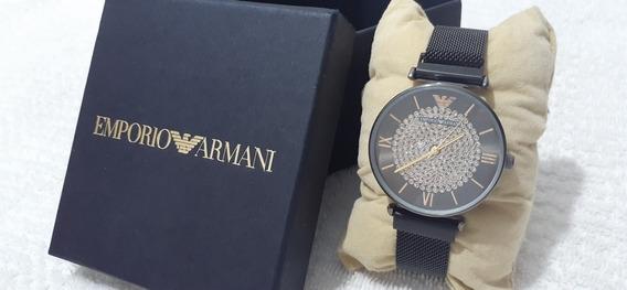 Relógio Feminino Empório Armani