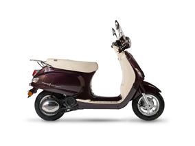 Moto Corven Expert Milano 150 Scooter Retro Urquiza Motos
