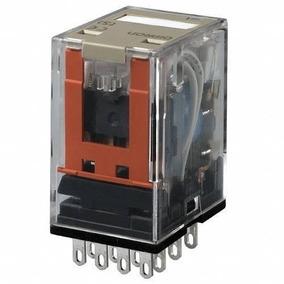 Rele Eletromecanico My4 5a Omron 110/120vac 5pç