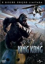 Dvd King Kong Ed Limitada Duplo C Luva - Lacrado Fábrica