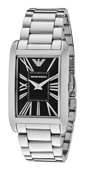 Relógio Emporio Armani Super Slim Ar2054 Original Completo