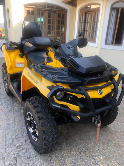 Quadriciclo 4x4 Can Am Max Xt 650