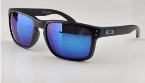 4db3a00f2 Óculos Oakley Holbrook Azul - Óculos De Sol Holbrook no Mercado ...