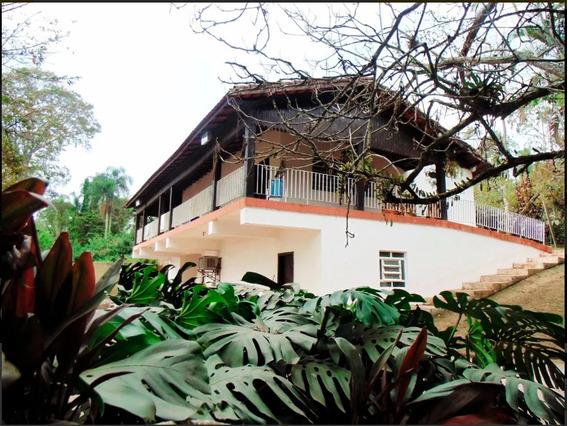Chácara C/ 3 Casas. 45 Min De São Paulo Centro.