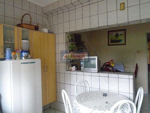Casa Residencial À Venda, Cidade Serodio, Guarulhos - Ca0721. - Ai4763