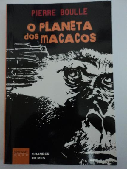 Livro-o Planeta Dos Macacos:pierre Boulle:pocket Ouro