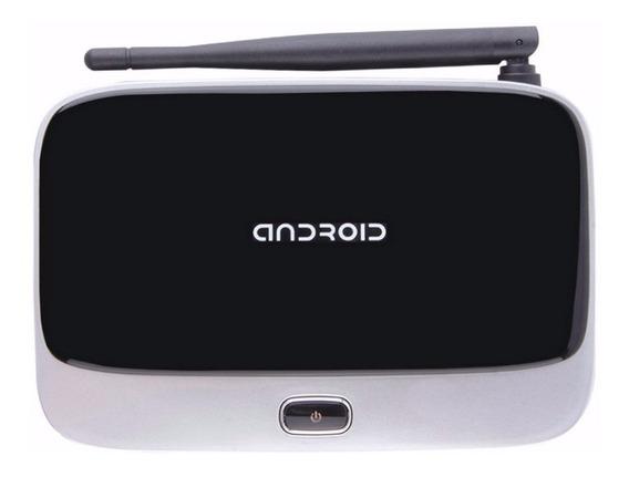 Cs918 4 Caixa De Tv Inteligente Núcleo 2g + 16g 1080 P Wifi