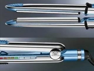 Plancha Alisadora Nano Titanium Óptima 3000 Profesionales
