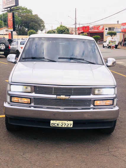 Chevrolet Silverado 4.2 Conquest Hd 2p 2000
