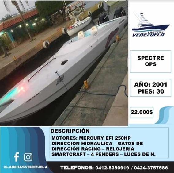Catamaran Spectre Ops Lv36