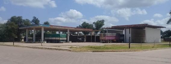 Dueño Vende Importante Inmueble P/estacion De Servicio