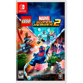 Jogo Lego Marvel Super Heroes 2 Nintendo Switch Br