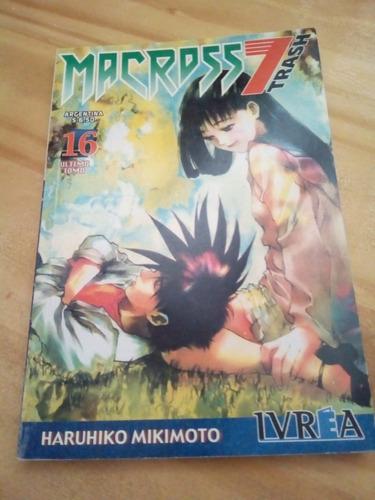 Macross 7 Trash #16 - Mikimoto - Ivrea 2004 - U