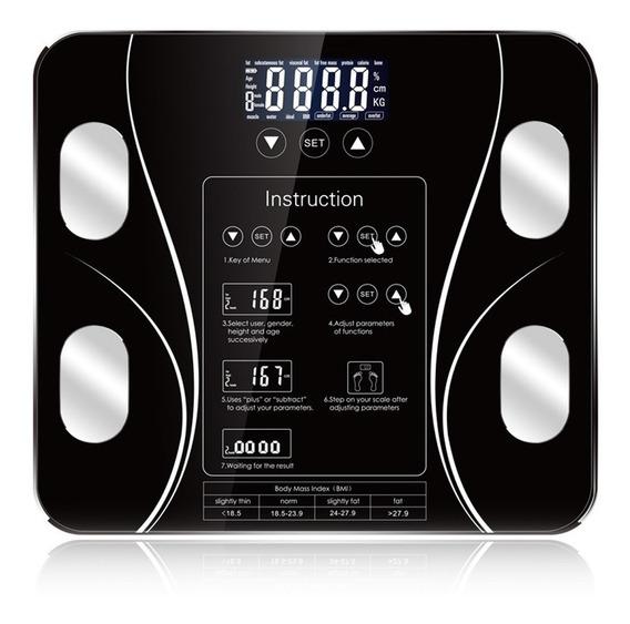 Balanza De Baño Digital Electronica Cuerpo Persona 150kg