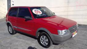 Fiat Uno Way 1.0 Flex + Ar Condic Novíssimo 2009 14590 Fin