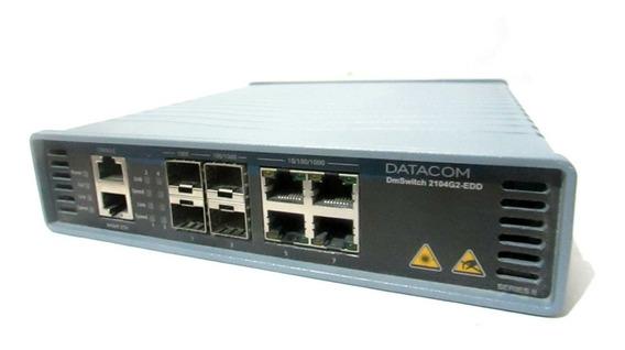 Kit Switch Datacom 2104 Edd 5pçs 2104